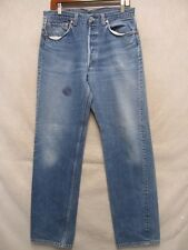 D1376 Levi's 501 USA Made Killer Fade Jeans Men 32x32