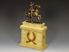SP092-SA Aust. Light Horse w/Large Equestrian Statue Plinth by King & Country