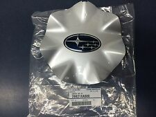 2006-2014 Subaru Tribeca Silver OEM Center HUB Cap Wheel Cover Genuine NEW !!