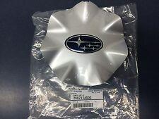 2006-2014 Subaru Tribeca Silver OEM Center HUB Cap Wheel Cover Genuine NEW !!