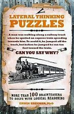 Lateral Thinking Puzzles, Erwin Brecher