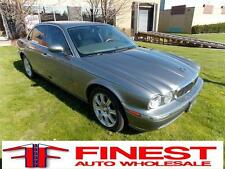 Jaguar : XJ8 HEATED SEATS POWER PEDALS XENON LEATHER SUNROOF