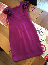 TED BAKER PENCIL WIGGLE DRESS - Size 3 (12)