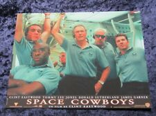 SPACE COWBOYS Lobby Cards CLINT EASTWOOD, JAMES GARNER French Set of 8 stills