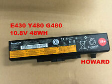 New Original Lenovo E430 B490 E530 Y480 Y580 G480 45N1043 L11S6Y01 battery 75+