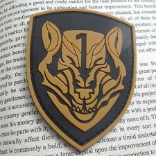 AFO Wolfpack Medal of Honor MOH Tactical Morale Airsoft Milspec PVC PATCH