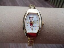 Valdawn Betty Boop Lady Gold ~New Battery