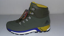 New Adidas Outdoor Boost Urban Hiker CW Boots Hiking Streets Men 9 Green