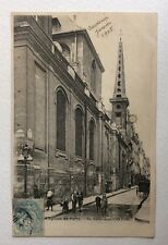 CPA. PARIS. 75 - Les Églises de Paris. 64. Saint Louis en l'Ile. 1905.