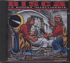 BISCA - La bomba intelligente - CD NO BARCODE SIGILLATO SEALED