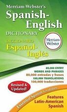 Merriam-Webster's Spanish-English Dictionary, Merriam-Webster Inc.