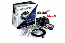 Kenwood KCA-RC55MR Wired Marine Remote Control with LCD & IPX7 Protection