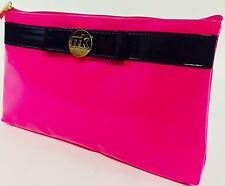 New! Mary Kay Hot Pink Cosmetic Hand Bag