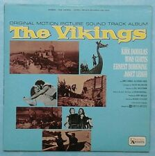 MARIO NASCIMBENE ~ VIKINGS (MOTION PICTURE SOUNDTRACK) ~ US 16-TRACK STEREO LP