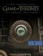 Game of Thrones The Complete First Season 1st 1 Blu-ray Disc 2015 5-Disc Set NEW