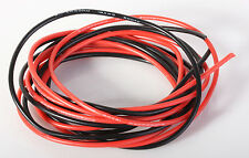 18 Gauge Silicone Wire 10 feet - 18 AWG Silicone Wire - Flexible Silicone Wire
