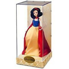 DISNEY SNOW WHITE PRINCESS DESIGNER DOLL LIMITED EDITION--NEW