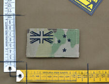"Ricamata / Embroidered Patch ""New Zealand Flag"" Multicam with VELCRO® brand hook"
