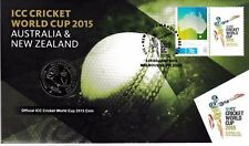 **2015 ICC Cricket World Cup 20c  PNC **