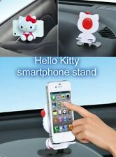 SEIWA Hello Kitty smartphone stand KT435 Car Accessory Free tracking ship Japan