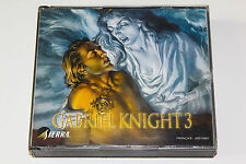 GABRIEL KNIGHT 3 - PC - COMPLET - TBE - COMPLETE - BOITE CRYSTAL