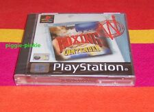 PS1 Game Victory Boxing Contender  New and Factory Sealed Playstation 1  UK PAL