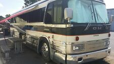 1963 GMC PD 4106 coach, bus, motor home conversion