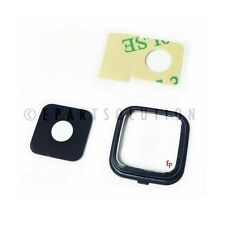 Camera Glass Lens Cover Replacement Parts For Samsung Galaxy Note 4 Black N910