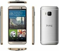 HTC One M9 32GB Silver/Rose Gold Unlocked / SIM FREE Smartphone / Mobile Phone