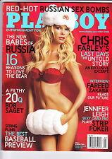 RED HOT-RUSSIAN SEX BOMBS-NACKT IM PLAYBOY-EROTISCHE FOTOS-engl.Ausgabe-05/08-