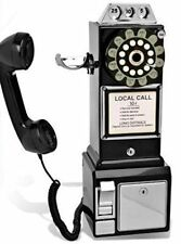 Wall Phone Retro Antique Payphone Rotary Vintage Old Fashion Gift Classic Style