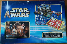 Star Wars - Episode II - Rescue on Geonosis Board Game - Complete - VGC