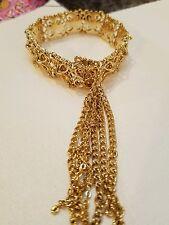 Kendra Scott Gold Perry Bracelet. Limited edition! Vintage! HTF