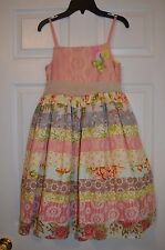 Moxie & Mabel Girls 10 Formal Party Dress from Chasing Fireflies - NWOT