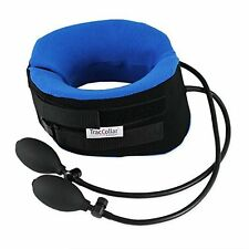 TracCollar - By BODYSPORT - Inflatable Cervical Neck Traction Collar - Portable