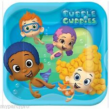 BUBBLE GUPPIES DINNER PLATES BIRTHDAY PARTY supplies FREE SHIPPING