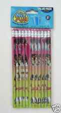 12 Dog Puppy Pencils Kids Party Goody Loot Bag Favor Filler Class School Supply