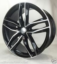 "20"" WHEELS RIMS FOR AUDI A4 S4 A5 S5 A6 S6 A7 A8 S8 Q3 Q5 RS6 20X9 ET.35 5X112"
