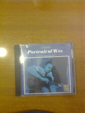 WES MONTGOMERY TRIO - PORTRAIT OF WES -. CD.
