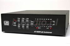 LDG AT-600 PRO II - AUTOMATIC ANTENNA TUNER 1.8-54MHz 600W ATU + FAST DELIVERY!
