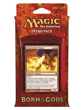 Forged in Battle Intro Pack Born of the Gods MTG 60-Card Deck w/ 2 Booster