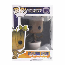 POP Marvel Guardians Of The Galaxy Dancing Groot Vinyl Figure #65 Toy Boxed New