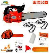 "26cc Top Handle Chainsaw 10"" BAR, Topping Chain Saw, 2 x Cutting Chains"