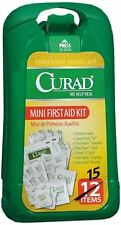 Curad Mini First Aid Kit 1 Each (Pack of 9)