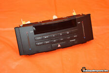 15 16 LEXUS IS200T FSPORT OEM AC HEATER CLIMATE AUDIO CONTROLS IS300 IS350