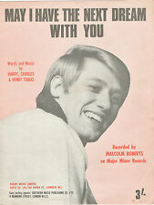 May I have the next dream with you 1968(Recorded by Malcolm Roberts)Pedro Music