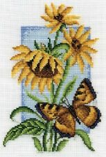 "Counted Cross Stitch Kit PANNA - ""Butterfly #1"""