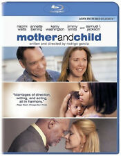 Mother and Child (Blu-ray) Naomi Watts, Annette Bening, Samuel L. Jackson NEW