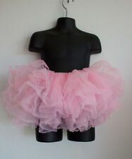 New Leg Avenue GIrl's Pink Tutu Ballet Dancer Ballerina Fairy Costume Skirt t9