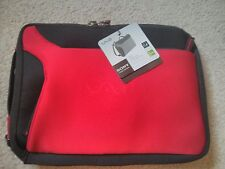 """Sony VAIO notebook tablet laptop carry case VGPVS1/R fits up to 11.6"""""""